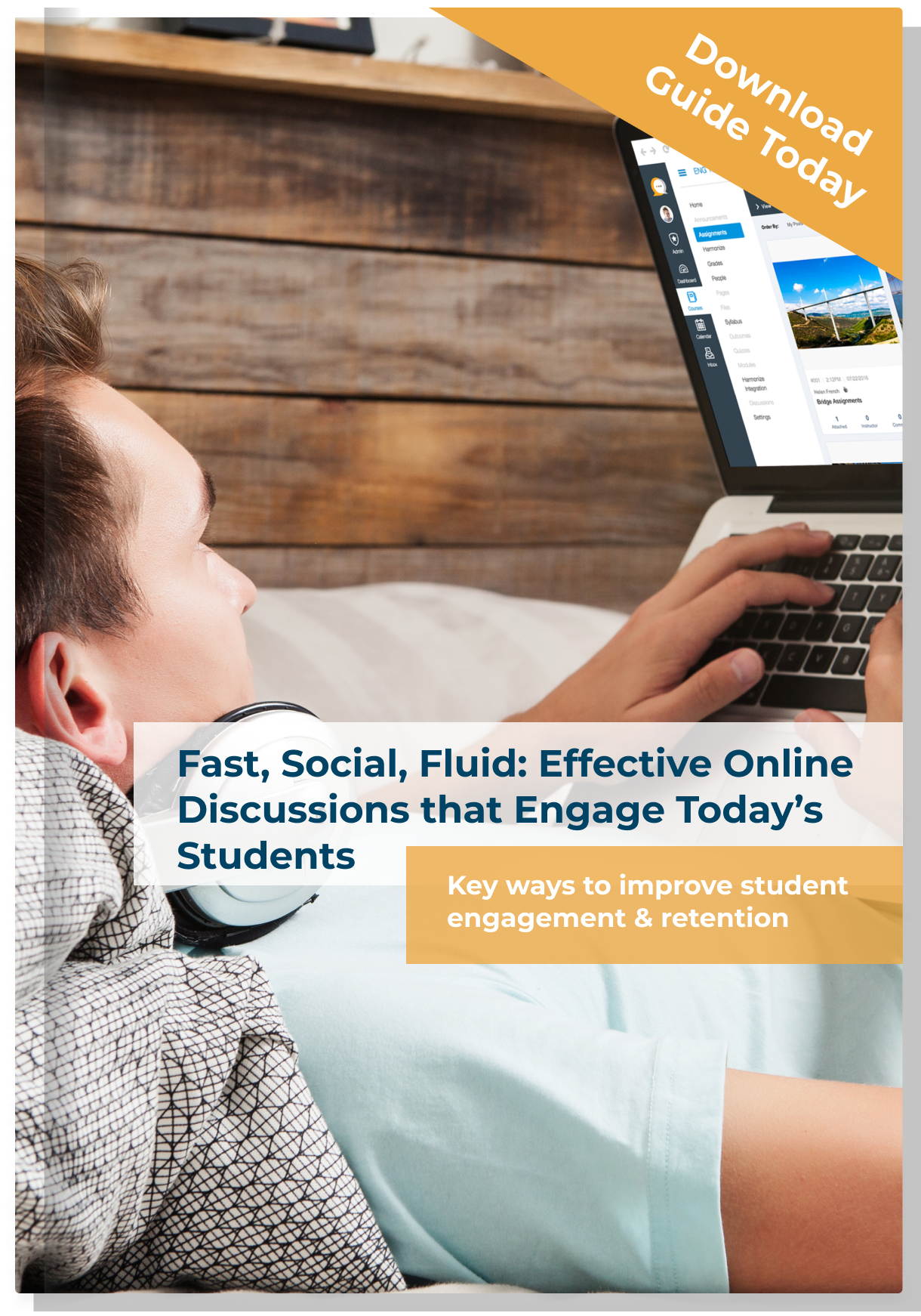 Fast Social Fluid Effective Online Discussions that Engage Todays Students