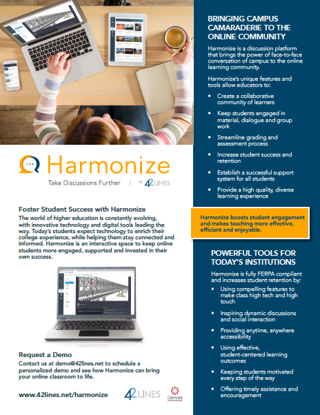 Harmonize Student Success
